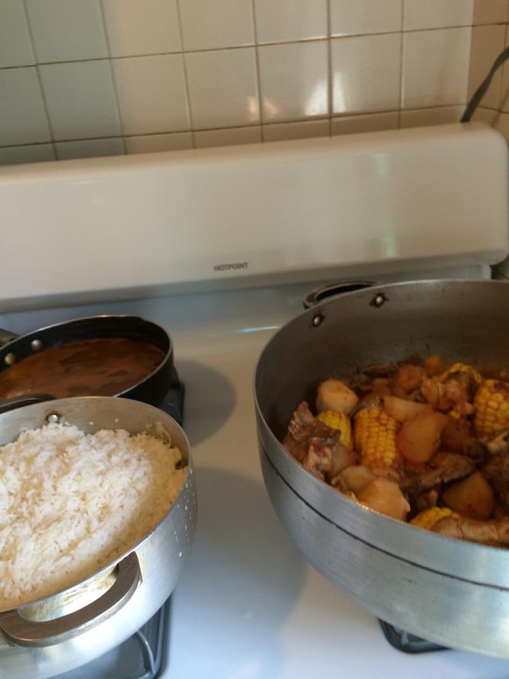 Pollo fricas es un guiso de pollo tradicional de la for Cocina tradicional