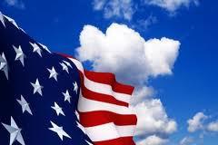 America flag 201`5